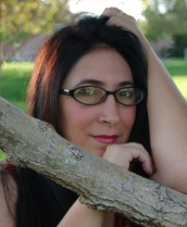 Deena Remiel, author of the book waitress series