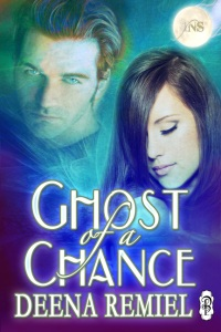 GHOST OF A CHANCE- RELEASE DAY PARTY (with the Bookish Snob!!)