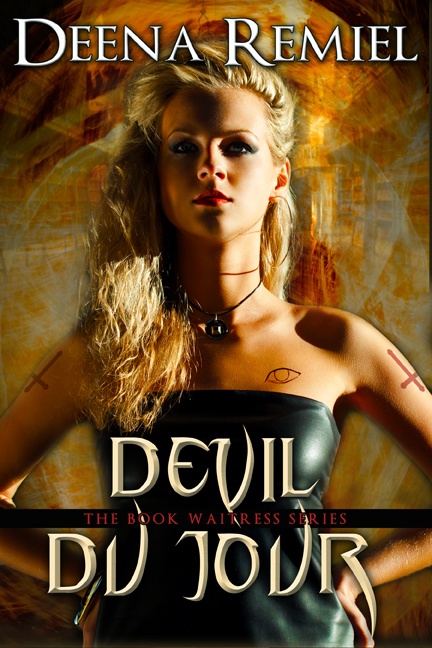UNLEASHED AND AVAILABLE! Devil Du Jour (Book 2, The Book Waitress Series)