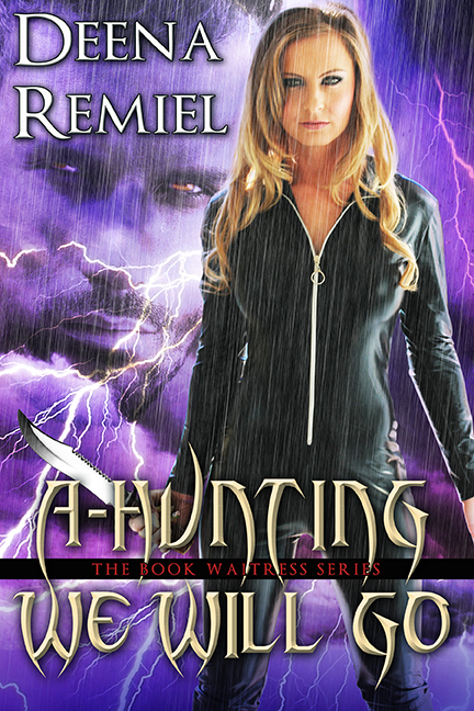COVER REVEAL for A-HUNTING WE WILL GO (Book Waitress, Bk 4)