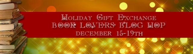 Holiday Gift Exchange - Book Lovers Blog Hop Banner